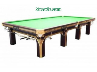 Snooker table manufacturer
