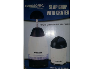 Food Chopper with Grates
