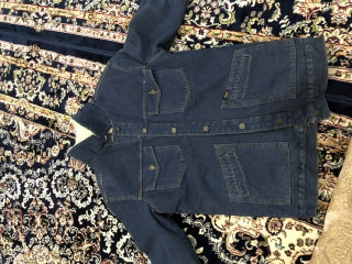 Jeans Jacket Fine Quality (New)
