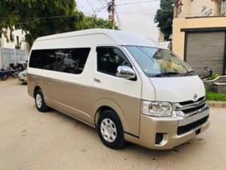 Toyota Hiace Grand Cabin Ya Koi Bhi Commercial Gaari Hasil Karen