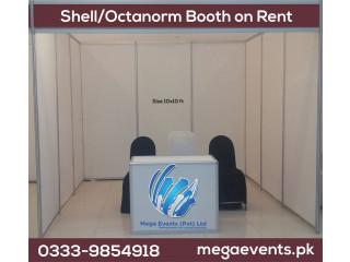 Shell Scheme Stall