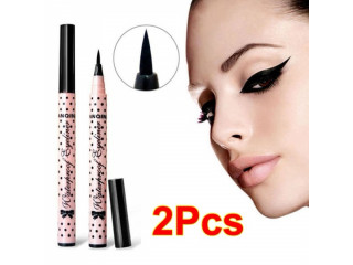 2 Pcs NEW Eyeliner Waterproof Liquid