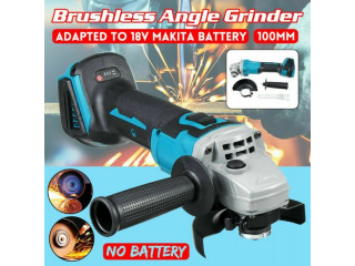 Brushless Angle Grinder