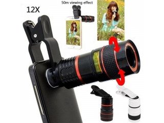 Phone Telescope Camera Lens for Mobile