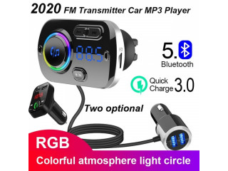 FM Transmitter Car Kit Handsfree Wireless Bluetooth
