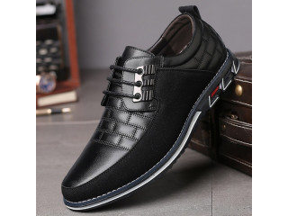 Fashion Men's Pointed Toe Leisure Driving Shoes