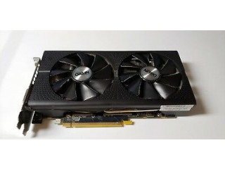 Sapphire-radeon-rx-470-nitro-8gb GPU card, good for video editing software and games,