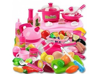 KITCHEN SET OF 10 TOY FIR KIDZ