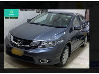 Honda City get on very easy monthly installments