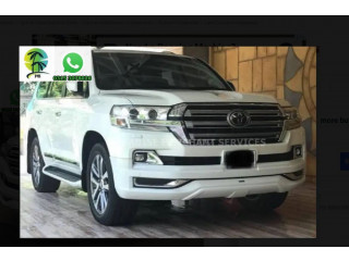 Land cruiser get on very easy monthly installments