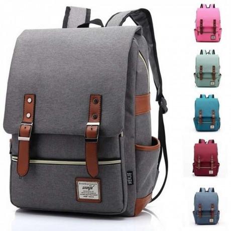vintage-casual-canvas-backpack-travel-bag-big-0