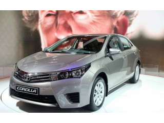 Toyota Corolla Gli New Model 2019