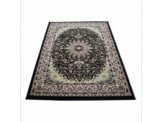 Traditional Rug 7*10 - Black