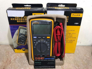 Fluke 17B+ Professional Digital Multimeter (New)