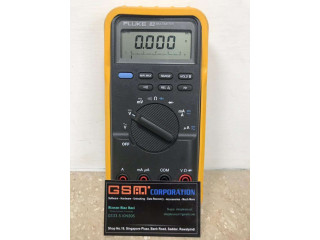Fluke USA 83 Professional Digital Multimeter (Used)
