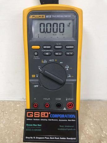 fluke-usa-87v-industrial-multimeter-used-big-0