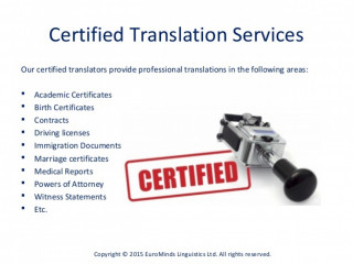 Language Translation, Transcription, Interpretations Services