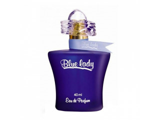 Blue Lady Perfume Fragrance Refreshing blend of Jasmine