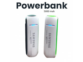 New Portable Samsung Power Bank 2600 mah