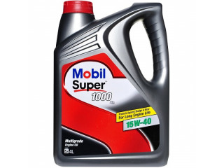 Mobil Super 1000 X2 15W-40 Multigrade Engine Oil Wholesale