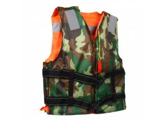 Life Jacket – Camo Color ( 120-KG ) 5060cm