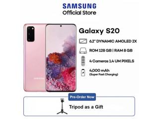 Samsung S20 - 8GB RAM - 128GB ROM