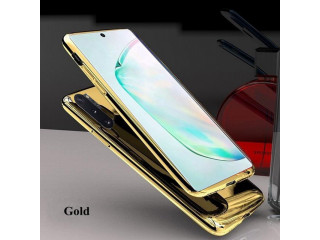 Roybens Bling Mirror Case with Screen Protector