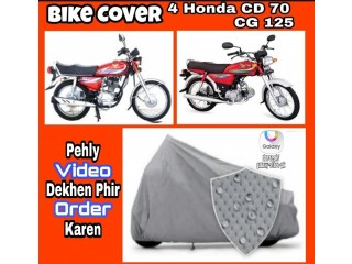 Full Bike Cover Honda CG 125