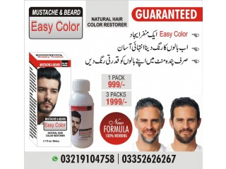 Natural hair color restorer Easy Color 50ml
