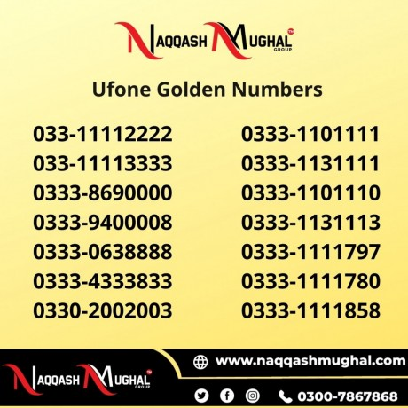 ufone-golden-numbers-in-pakistan-buy-now-big-0