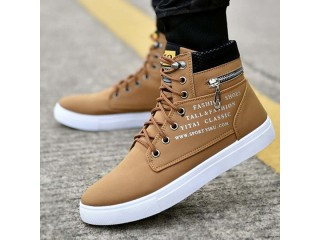 Mens New Fashion Hip Hop Style Casual Shoes