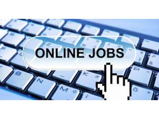 I need online data entry job