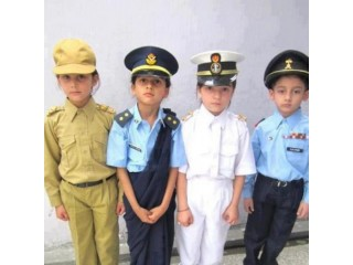 Kids Size Army Uniform