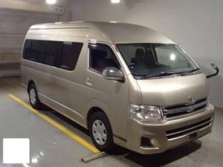 Toyota Hiace on Easy Installment Buy Online