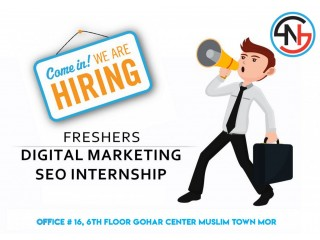 Digital Marketing /SEO Internship