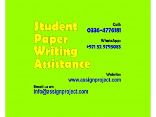Thesis, Proposal, Projects, Assignments Writing Services