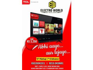 TCL 32 inch Smart LED TV