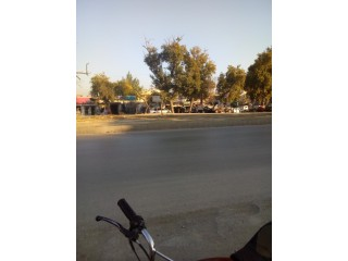 Commercial plot for sell in wah Punjab