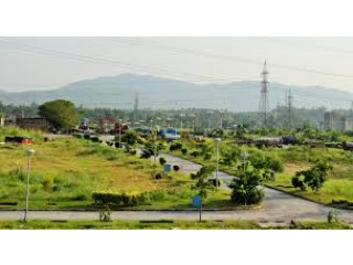 Plot for sell in wah model town wah cant