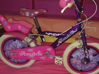 Annabelle girls Imported cycle