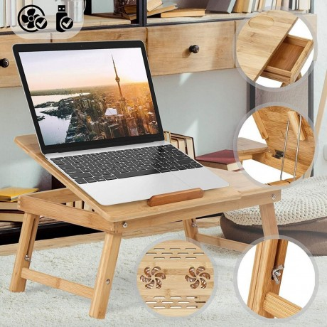 wooden-portable-foldable-laptop-table-cooling-fan-with-drawer-big-2
