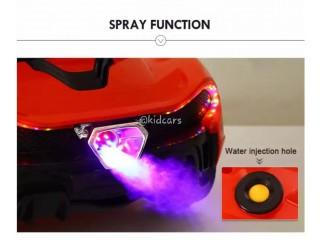 Kid Ride on Electric Car Smoke System