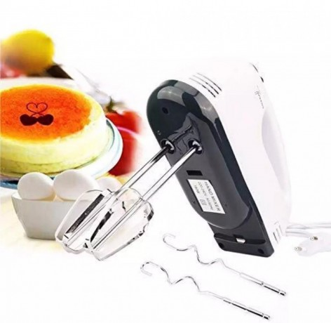 kenwood-hm-133-electric-hand-food-mixer-with-chrome-beaters-7-speeds-260w-white-big-0