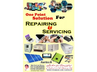 Repairing of Solar Inverter, Solar Charger, UPS, AVR, Stabilizers, Power Suppies.