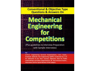 Mechanical engineering for competition