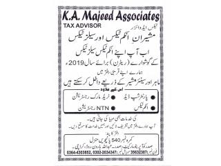 K A Majeed Associates