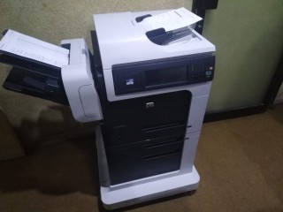 HP 4555 Black Laser Photocopier