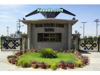 Plots for sale in Fazaia PAF TarnolIslamabad